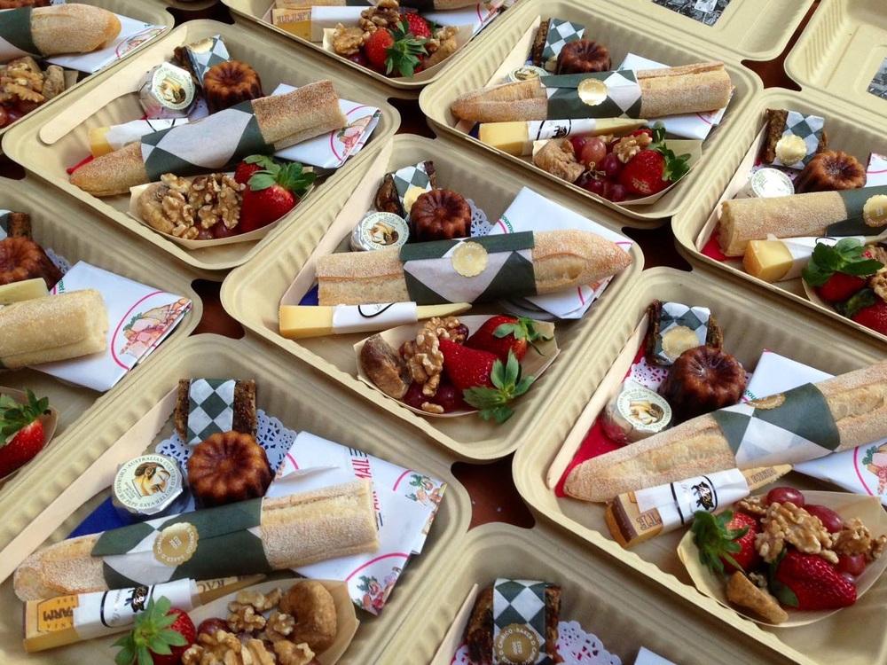 Goldilocks Lunchbox