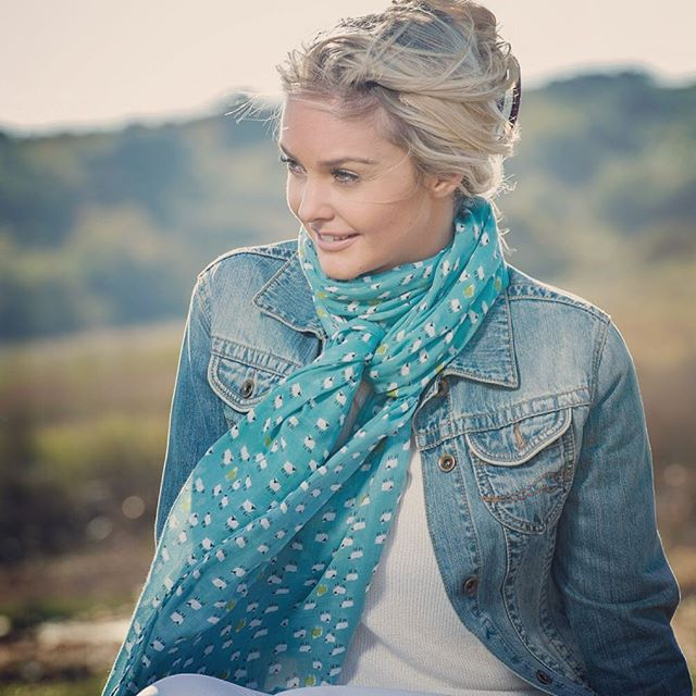 #sheep #scarf