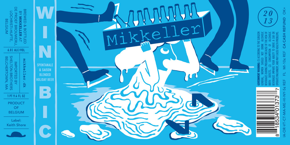 With dozens of beers, multiple restaurants, a book, and many other active projects many consider Mikkeller to be the leading example of making your mark on the beer business through contact brewing.