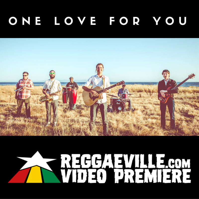 "As seen on Reggaeville - Music Video Premiere - Cali Conscious - ""One Love for You"""