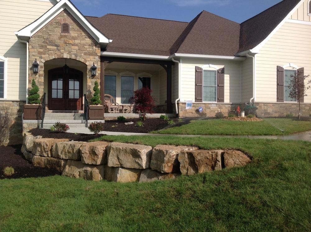 Landscaping Landscaper St Louis Landscape Design St Louis St Charles  Landscaper