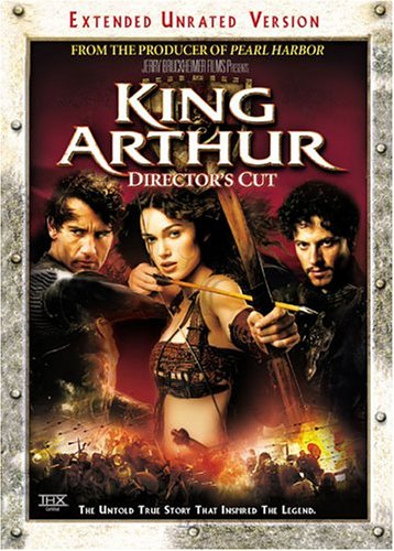 Promotional art for King Arthur: Director's Cut (2004)
