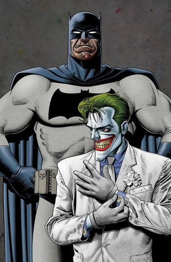 DKIII Variant exclusive courtesy of Third Eye Comics (Art by Brian Bolland)