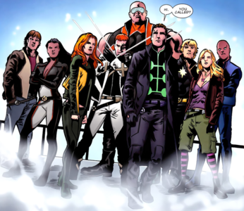 David oversaw every incarnation of X-Factor that matters (Image courtesy Marvel Comics)