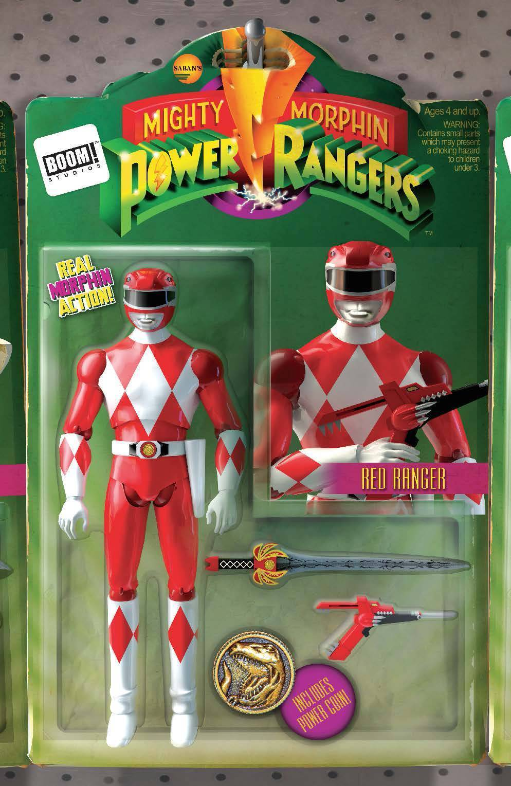 Comic Review Mighty Morphin Power Rangers 2 Court Of Nerds