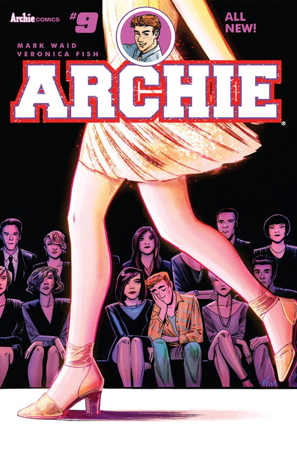 Archie #9 Cover A by Veronica Fish