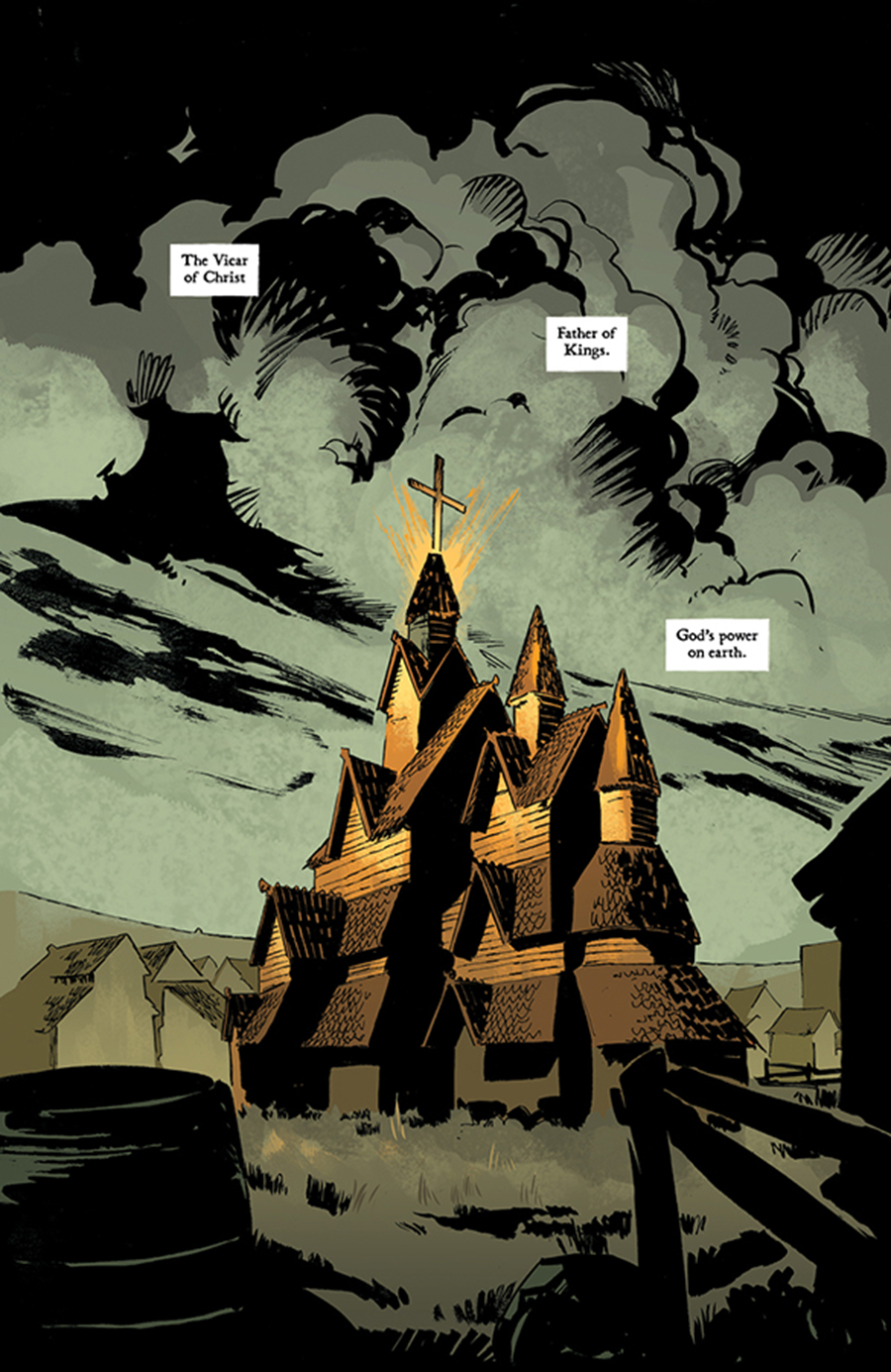 From Black Road #3