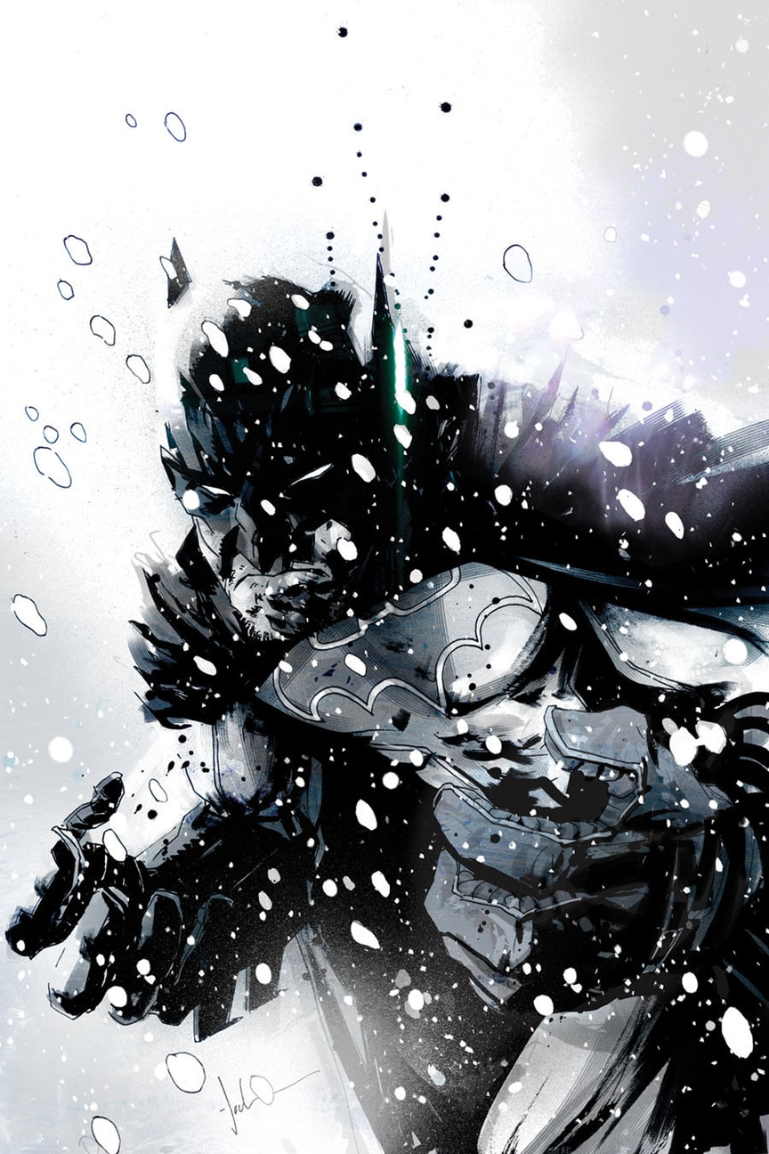 Jock and Scott Snyder 4ever plz
