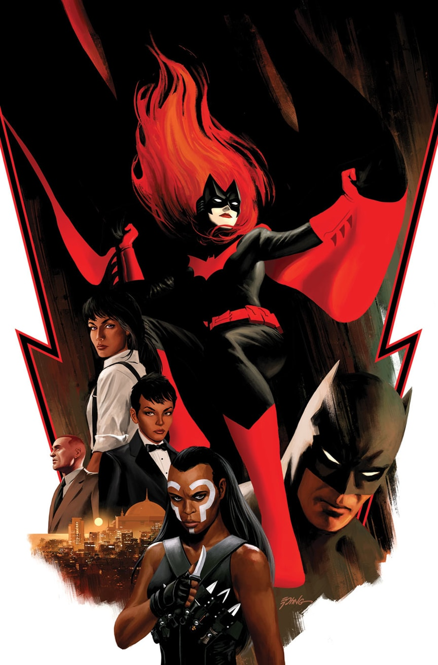 Batwoman #1 hits in March 2017