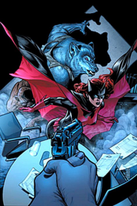 Oh haaaaay Batwoman!