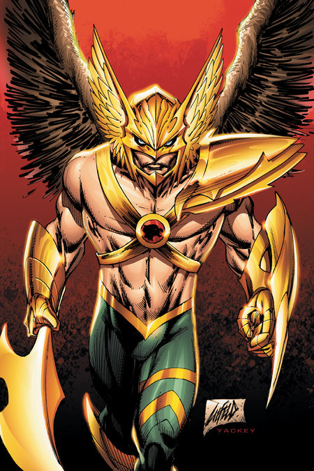 The New 52 was not kind too Hawkman