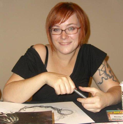 Becky Cloonan