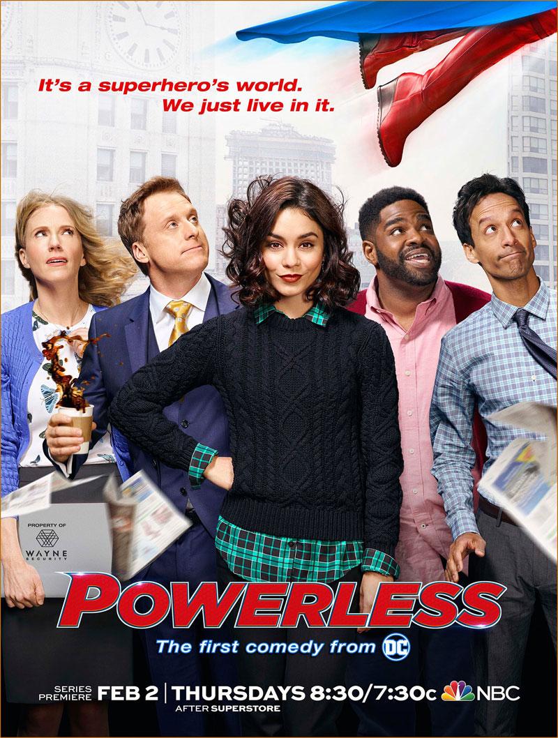 Oh Powerless, we hardly knew ye...