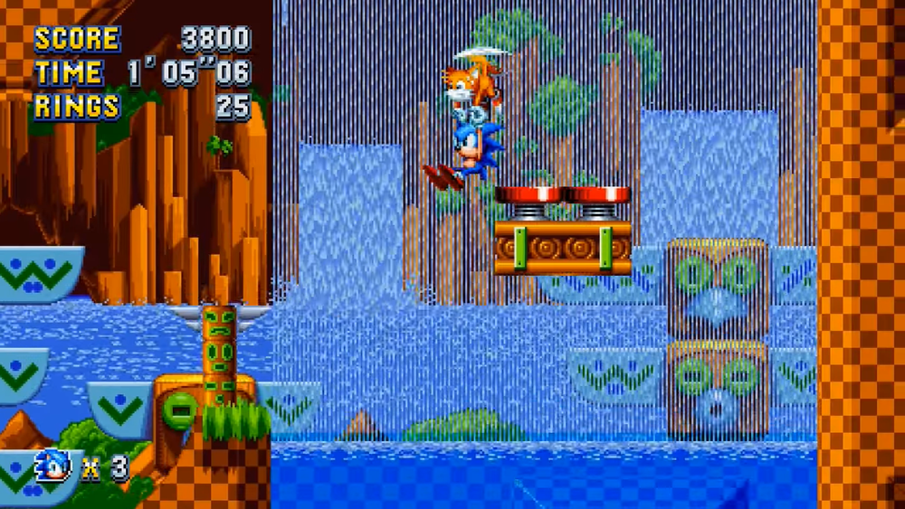 Playing as Tails isn't nearly as awful as it used to be