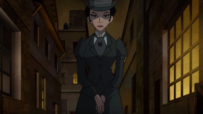 There is more to Selina Kyle than what's under her pettycoat
