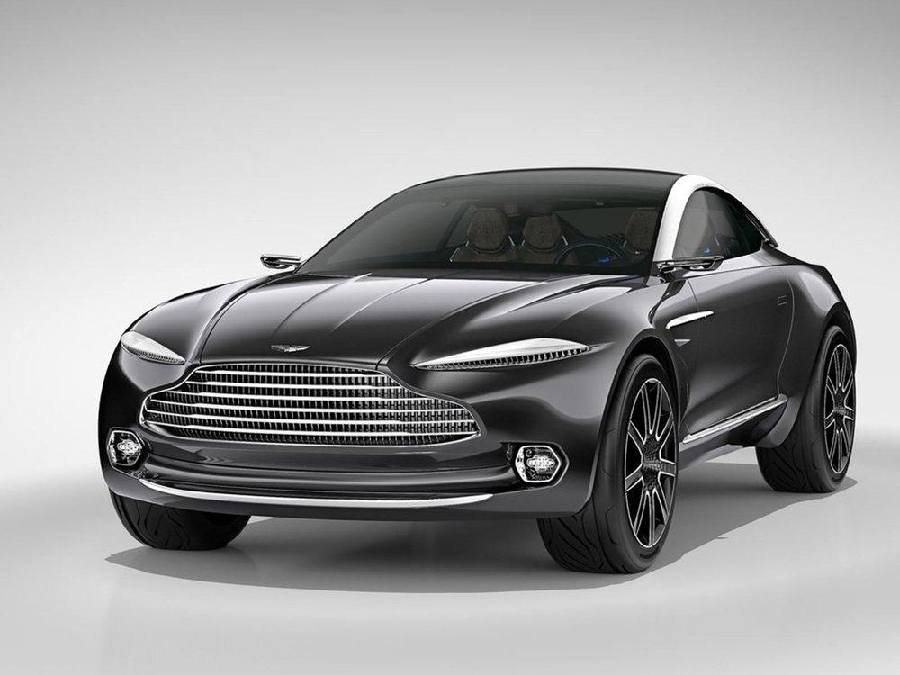 The 2019 Aston Martin Varekai