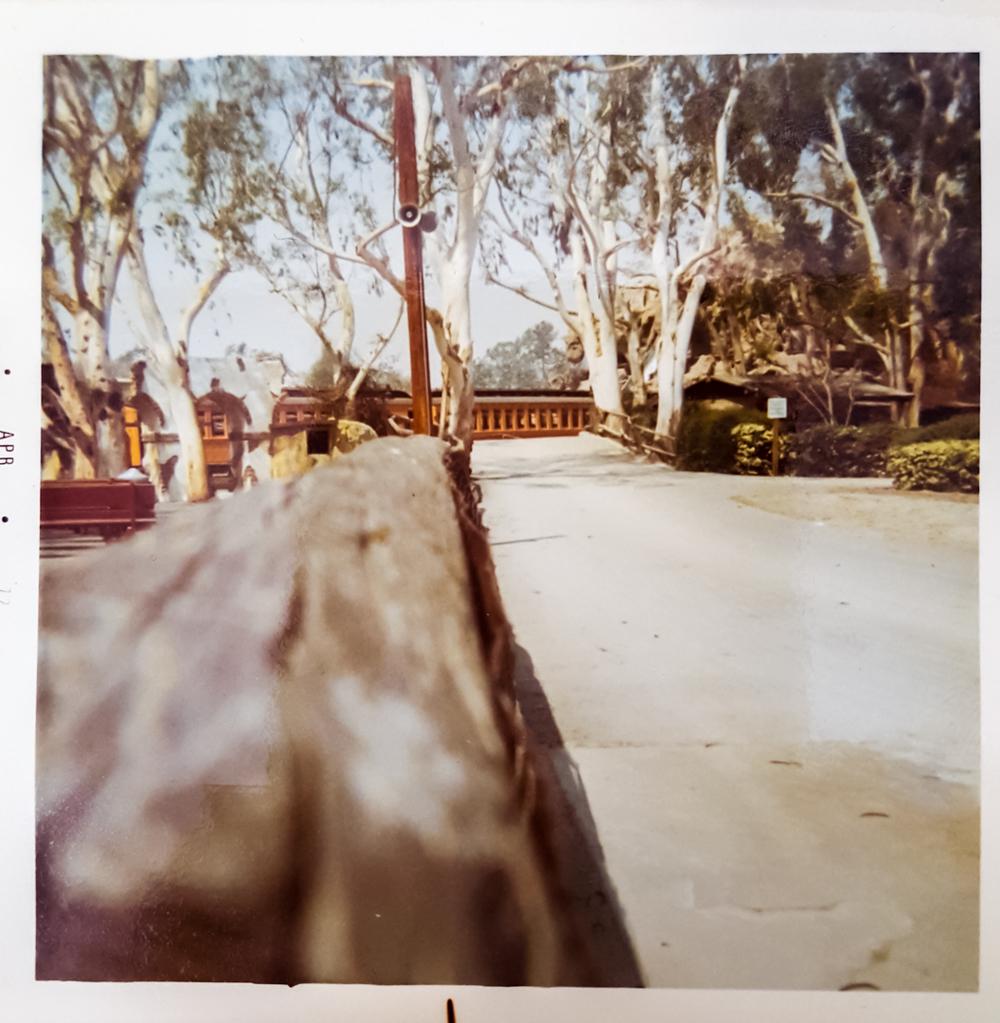 1972: Knott's Berry Farm