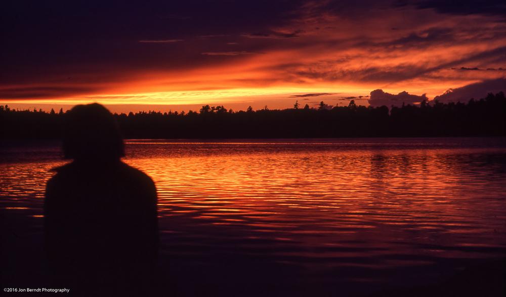 1978: Sunset