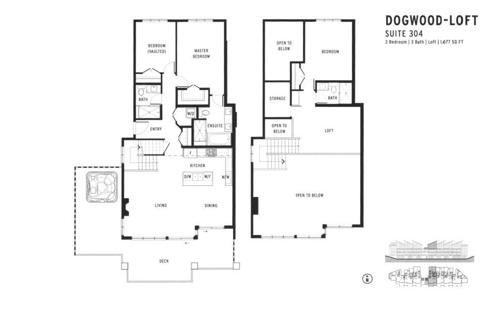 Copy of 304 - DOGWOOD -LOFT - $ 1,699,900