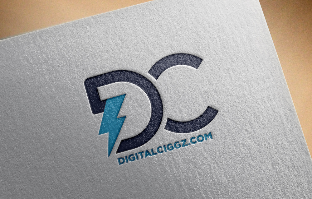 DC Logo Mockup