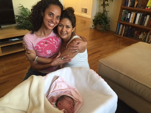- I was a VBAC birthing at home and I'm so honored and grateful to have had Nicole aka