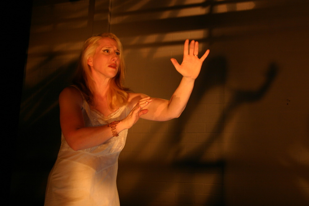 Desdemona in OTHELLO - The American Shakespeare Collective