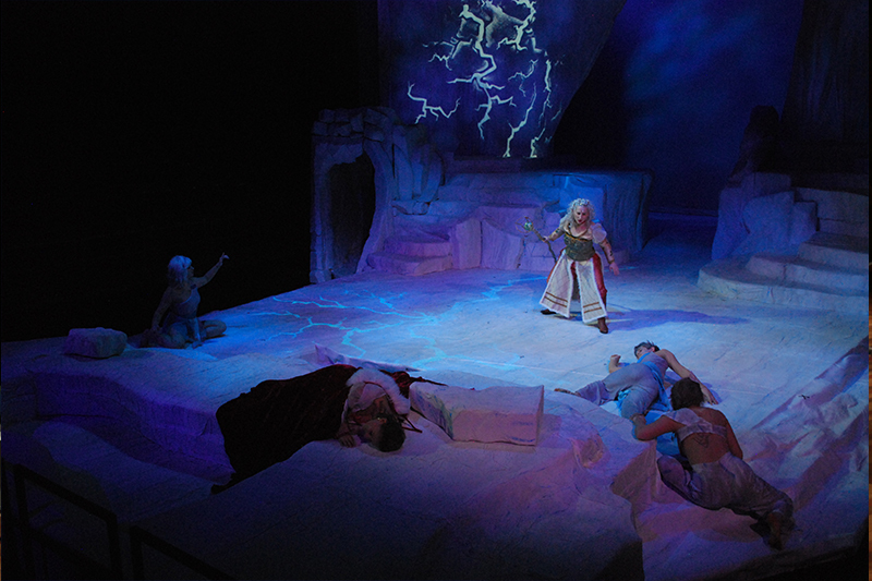 Prospera in THE TEMPEST - Michigan State University