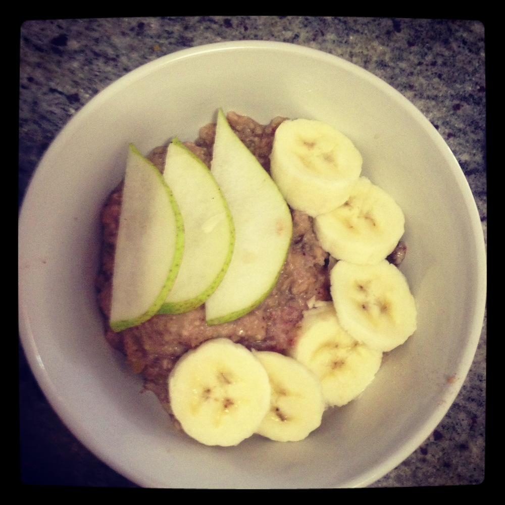 Organic Breakfast Bowl