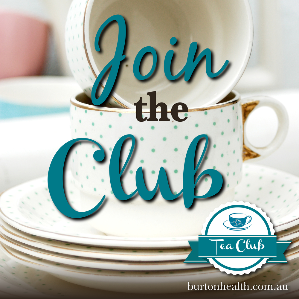 Join the tea club