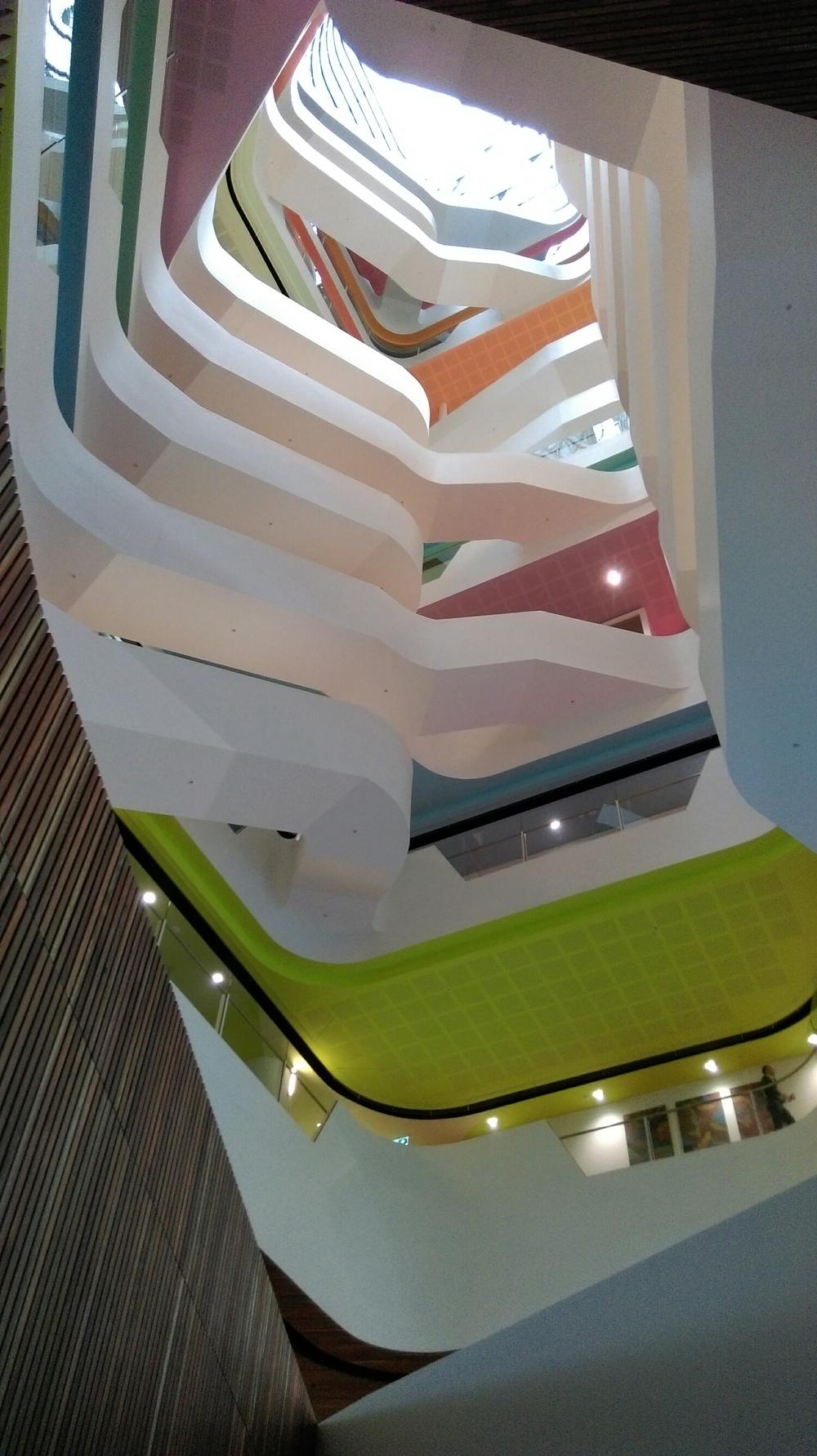 Inside Medibank.