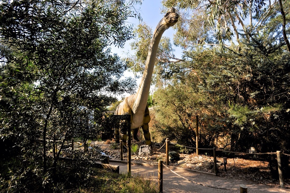 Image credit- Dinosaur World