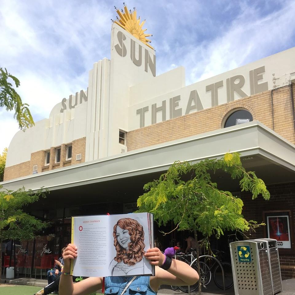 Sun Theatre, Brenda Chapman