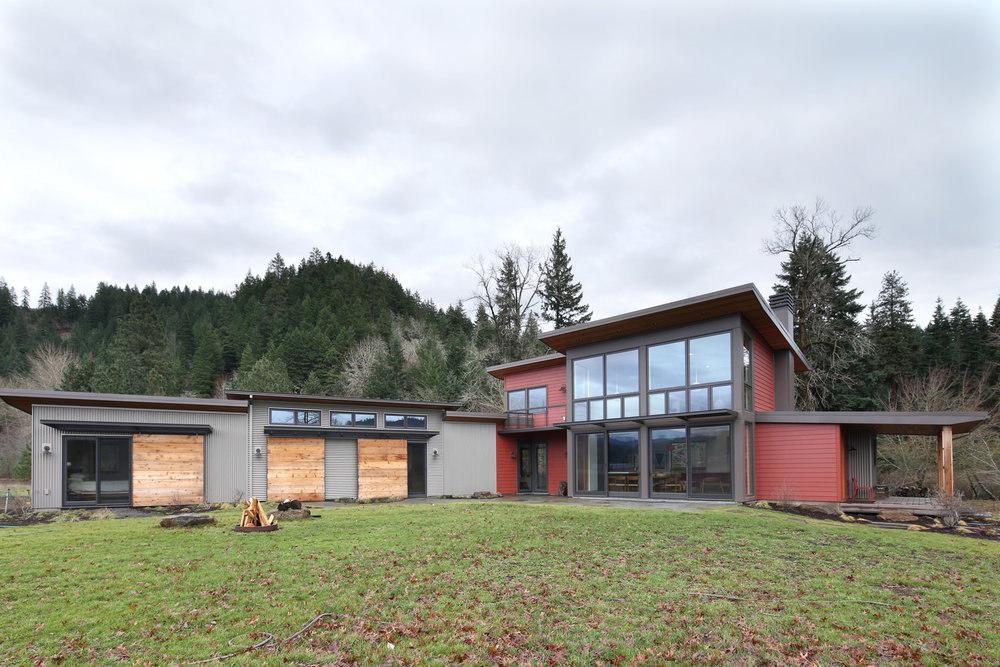 Featured Project - Trout Lake House