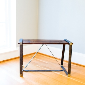 Metal And Wood Bench Furniture