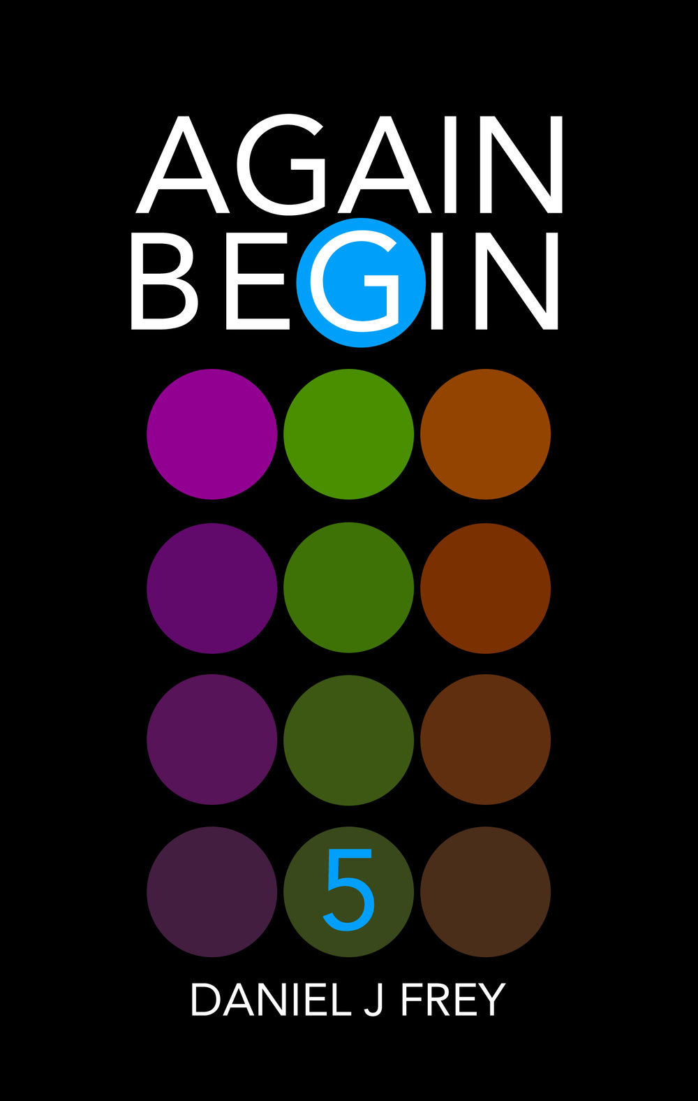 Again Begin 5 - A New World