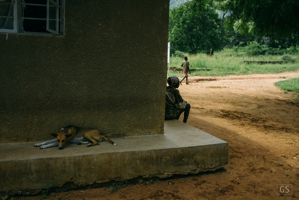 Lohutok, South Sudan, 2015