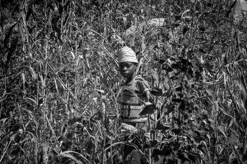 Ohilang, South Sudan, 2014