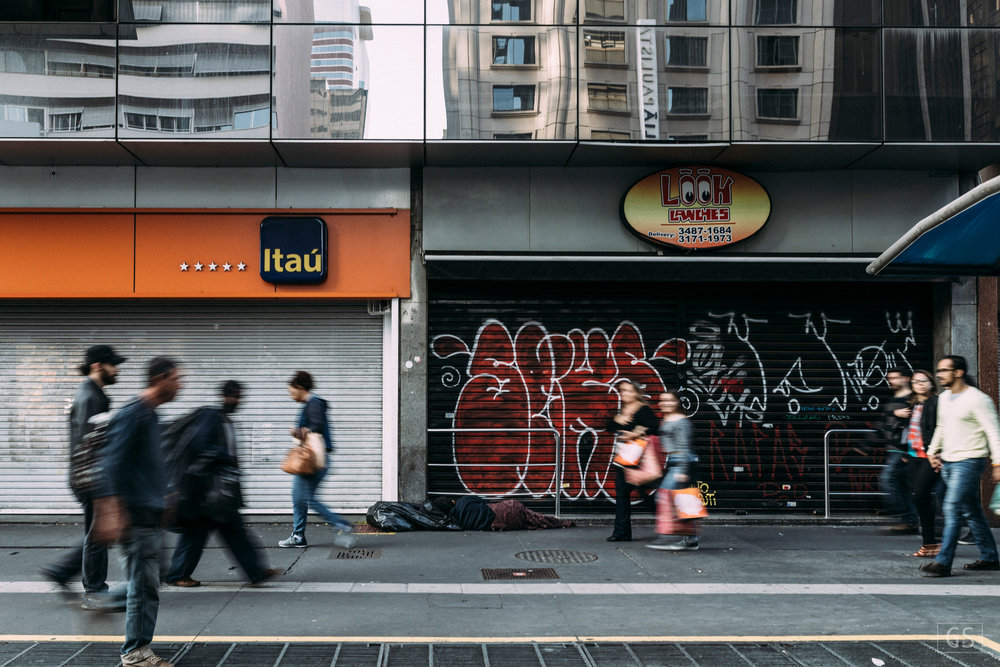 Av. Paulista, São Paulo. 07 de Setembro de 2016.