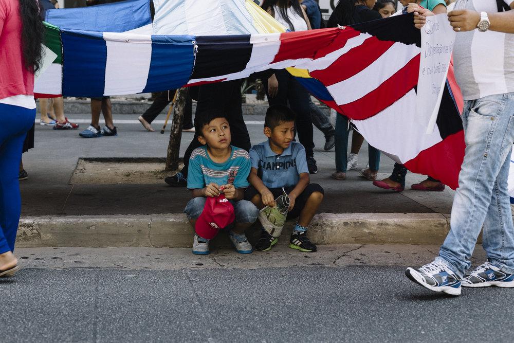 10a. Marcha dos Imigrantes. São Paulo, SP. Nov 2016.