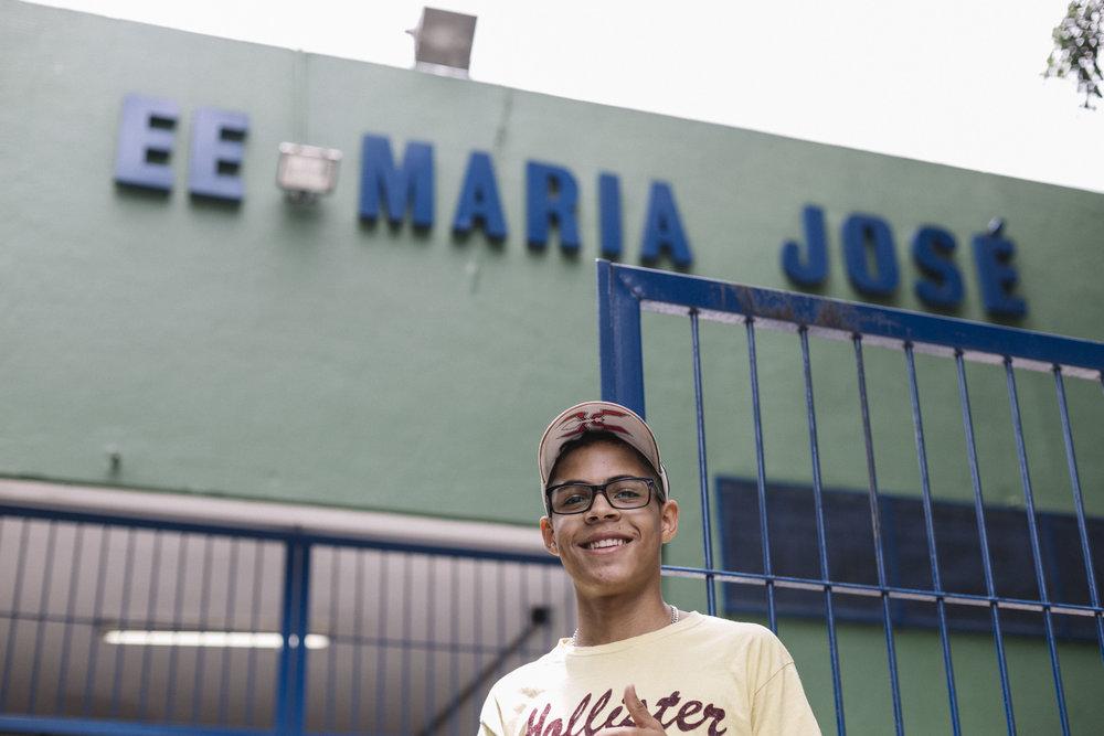 Volta às aulas nas escolas estaduais de São Paulo. 2017.