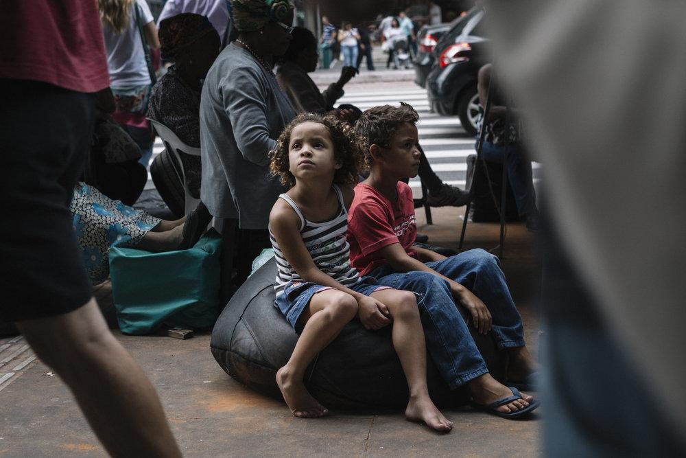 Ocupação Paulista. Março, 2017.