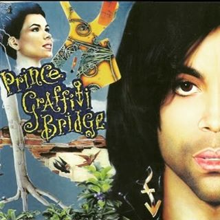 We are here for a good time (not a long time)... Taking a journey back in time to remember #Prince in #graffitibridge... Has anyone else out there seen this #movie!?