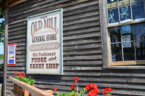 Trust me, you don't want to miss The Old Mill. [Photo courtesy of  Judy Baxter via Flickr ]