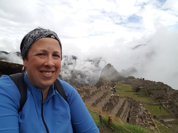 the plus-size backpacker peru