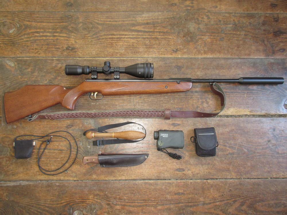 My hunting essentials.JPG