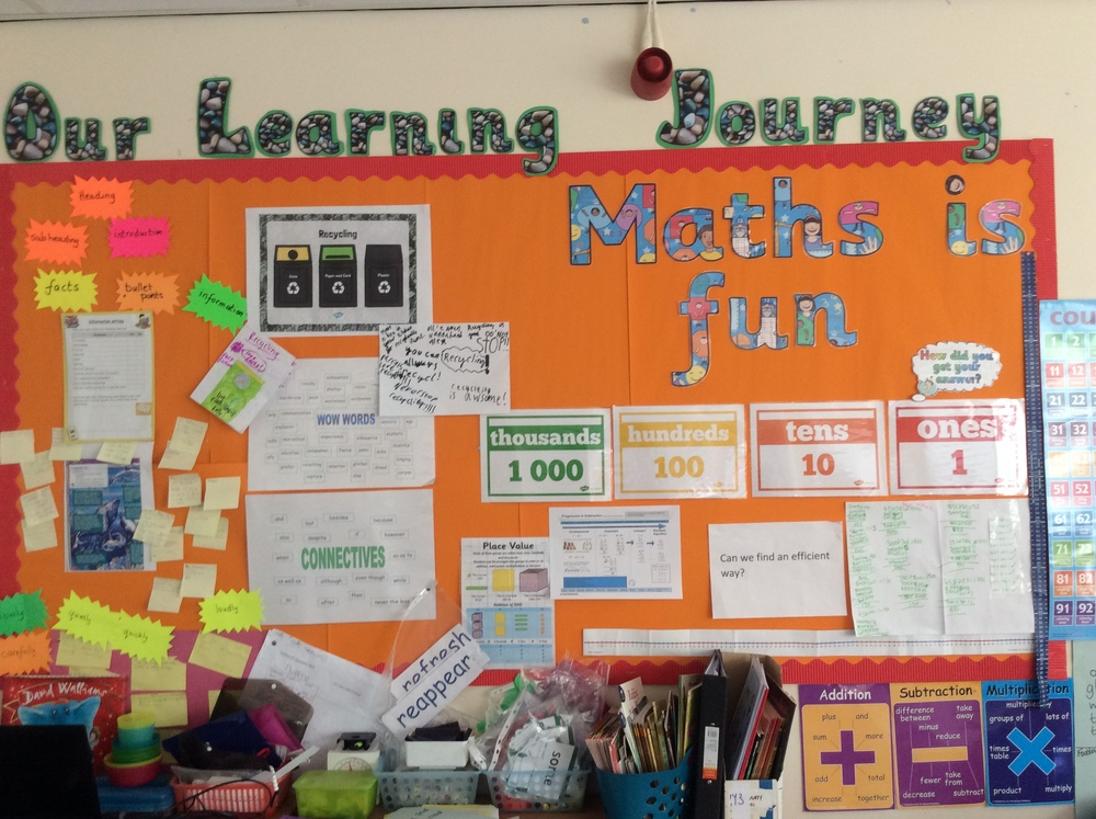 Our Learning Journey