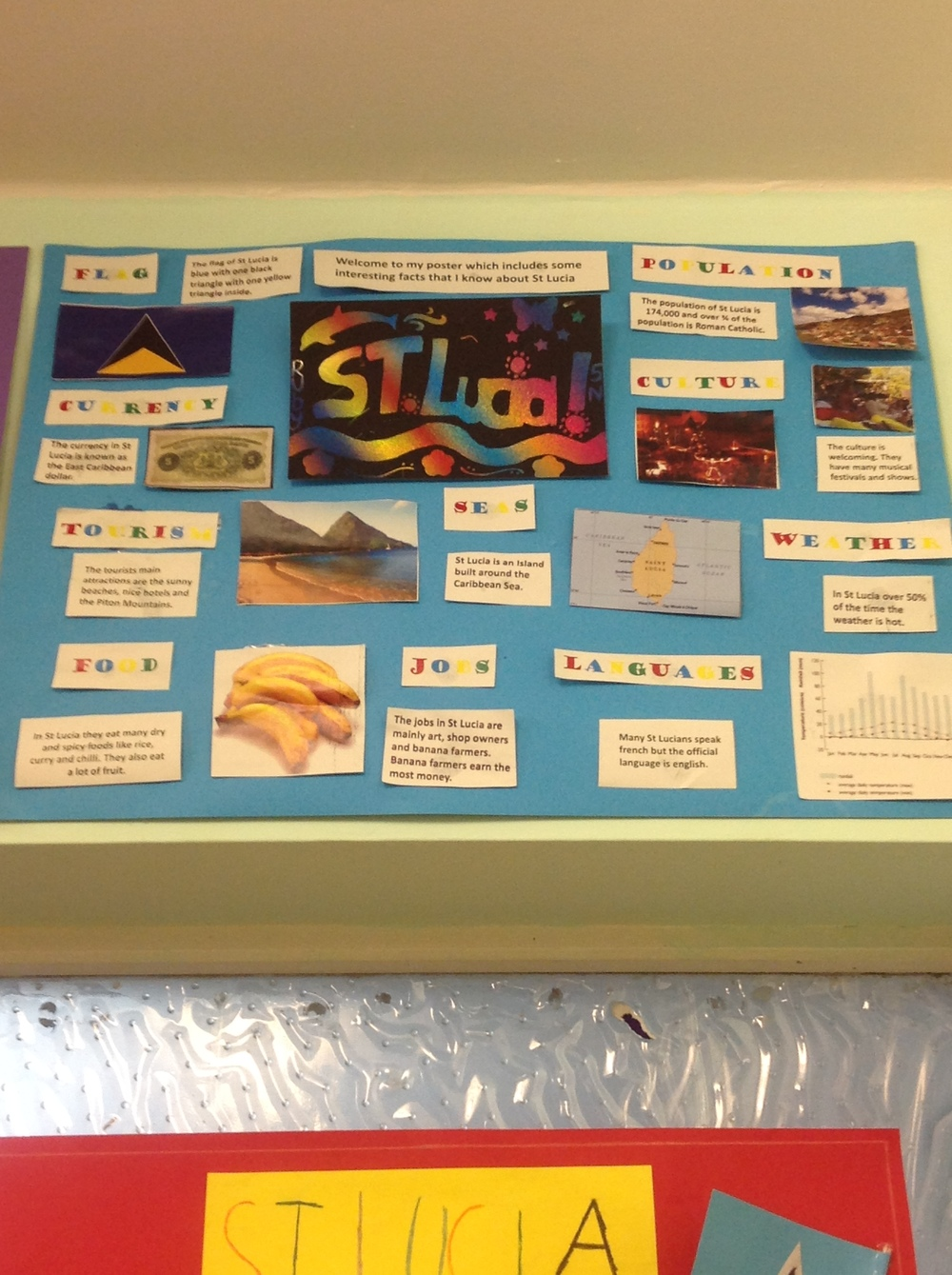 St Lucia homework