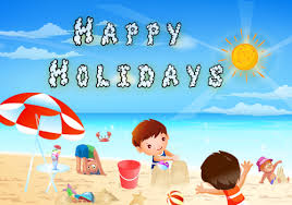 We Wish all our children and families an enjoyable and safe summer holiday