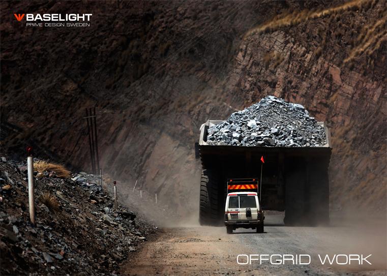 Offgrid work