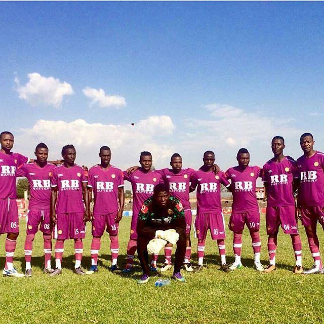RB Battery Tanzania Football. proud to support. #rbbattery #batteryfactory #thailandfactory #rbthailand #rbfootball #rbmbeya #rbtanzania #rbafrica